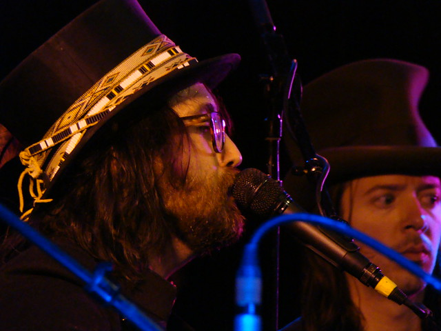 Sean Lennon @ The Troubadour