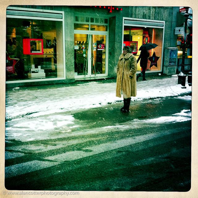 """Fur"" Coat."