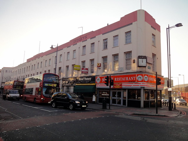 Dudley's Department store