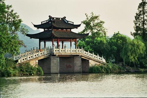 Hangzhuo - Lago Bei Li