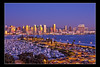 San Diego, California (Silver1SWA (Ryan Pastorino)) Tags: california canon buildings boats bay san downtown diego canon24105l 40d