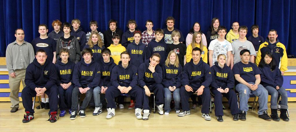 Wrestling Team 2010/11