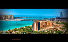 Dubai (albert18_mh) Tags: trip travel marina dubai view burjalarab golfo persico emiratos astic borderfx
