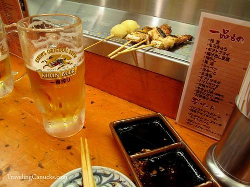 Yakitori - Japanese Cuisine in Kyoto