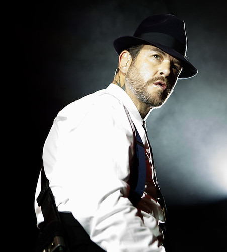 mike ness tattoos. Mike Ness of Social D