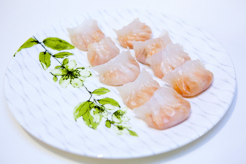 Homemade Har Gow or Crystal Skin Shrimp Dumplings (蝦餃)