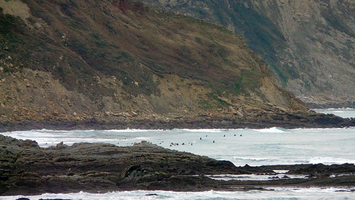 surf en sopelana en enero