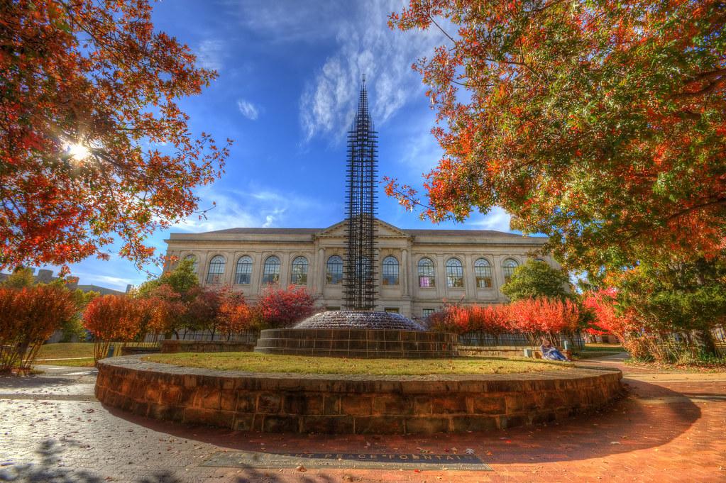 Peace Fountain