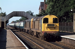 20153 and 20068 Beeston 19Aug78 (david.hayes77) Tags: beeston 20068 20153 class20 jollyfisherman