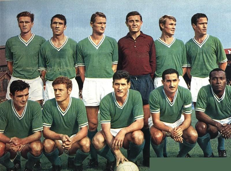 Saint-Etienne 1966-67