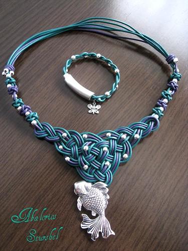 Collar Guinivere Pez
