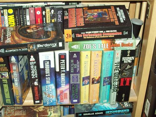 Bookshelves 8