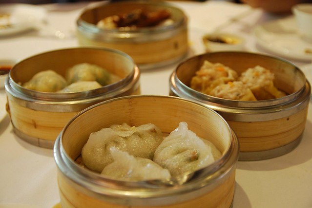 Bean Shoot Dumplings, Teochew Dumplings, Siumai Dumplings - Shanghai Dynasty