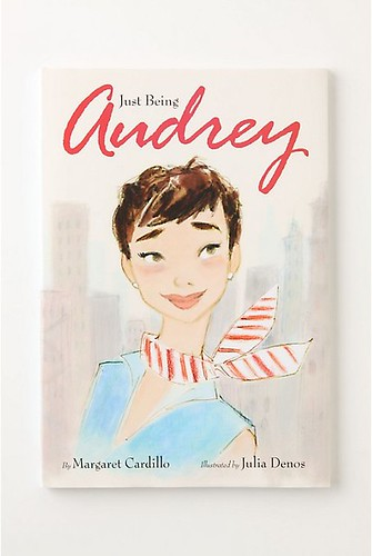 Anthropologie-Just-Being-Audrey-Book