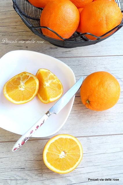 Le arance di Sicilia