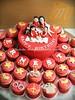 Reskrim Cake & Cupcakes Set
