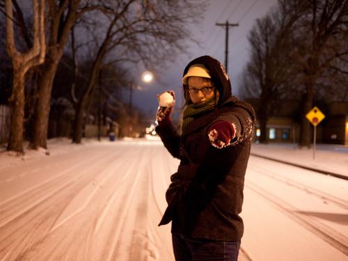 "35/365 - ""Snowball!"""