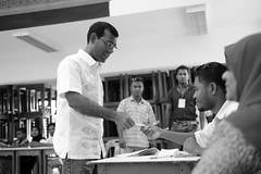 MK_VOT9152 (Presidency Maldives) Tags: mk voting anni hep localcouncilelection presidentmohamednasheed presidencymaldives