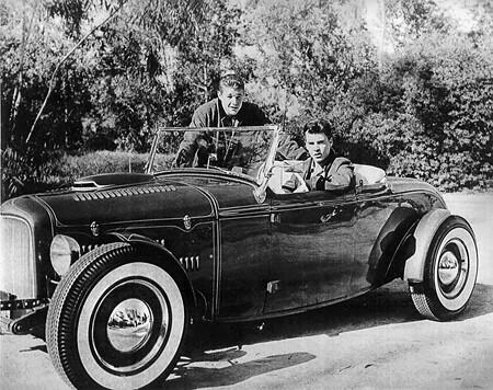 Ricky Nelson circa 1957