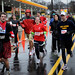 7,500 participants filled the streets for this year's Krispy Kreme Challenge - the largest in history.