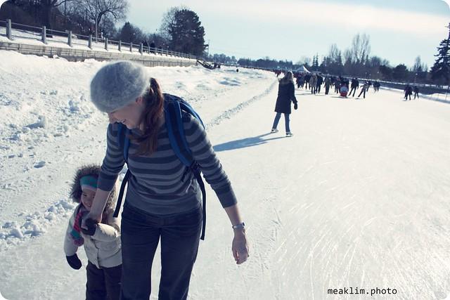 winterlude - day 2