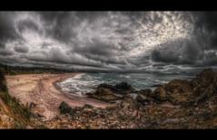 Viña del Mar (1) - HDR (Phil Bleau) Tags: chile beach playa plage hdr viñadelmar olympuse30 zuico918mm