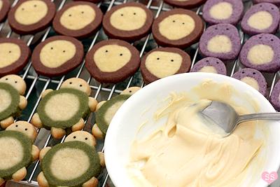 Diamonds For Dessert Penguin Icebox Cookies