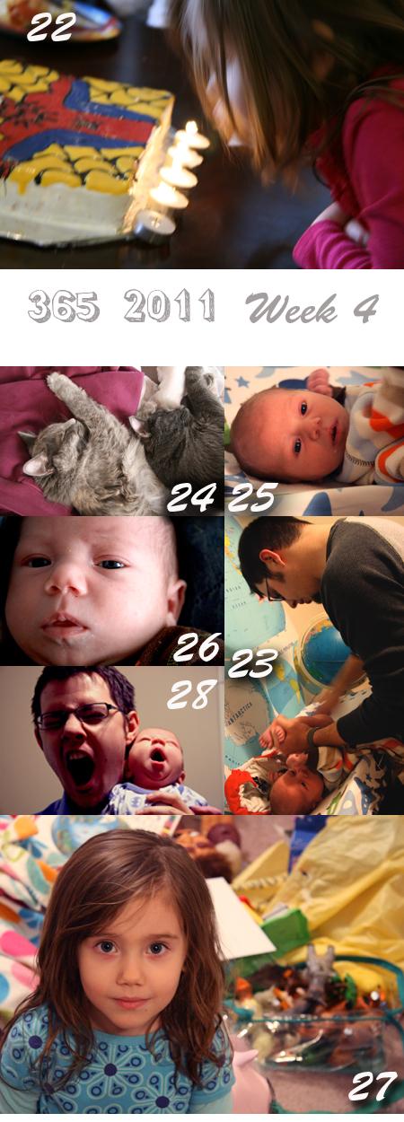 365 2011 Week 4