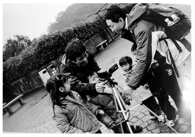 山社同學一同去郊遊