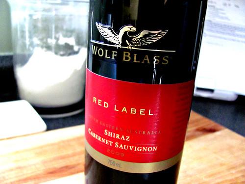 Wolf Blass Red Label Shiraz
