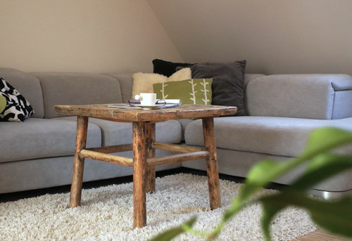 Rustic coffee table 2