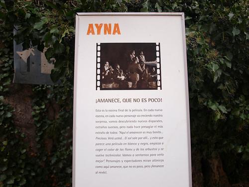 Mirador del Diablo - Ayna