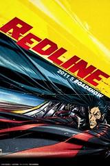 110208(2) - 科幻賽車劇場版《REDLINE 超時空甩尾》確定5/20在台灣正式上映!