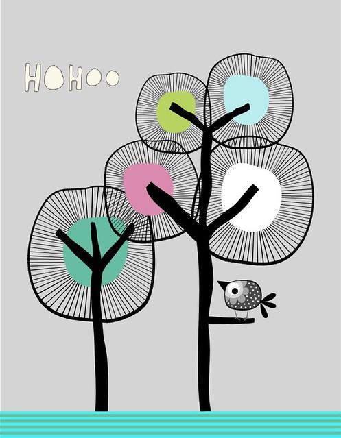 hohoo print