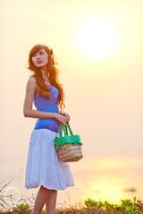 Linh Giang - 黎明, 日落... 海 ★ Explored ★
