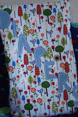 Diaper Clutch for Baby Radder