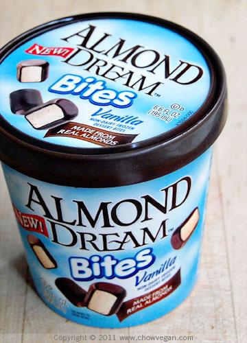 Almond Dream Bites