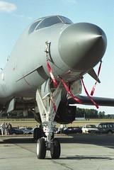 Rockwell B-1B Lancer (Nigel Musgrove-1.5 million views-thank you!) Tags: b bw usa tattoo air south international rockwell 1995 usaf dakota lancer raf 28th fairford afb 37th b1b elsworth 860094