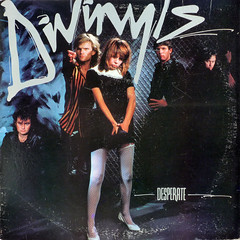 Lady Drives Panties (epiclectic) Tags: music art stockings vintage legs album vinyl cheesecake retro collection jacket cover lp record 1983 sleeve anagram garterbelt divinyls epiclectic titlebywordsmithorg