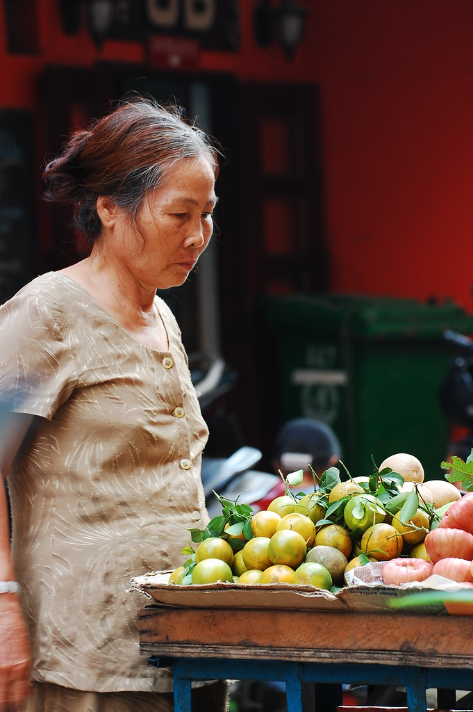 faces of saigon...