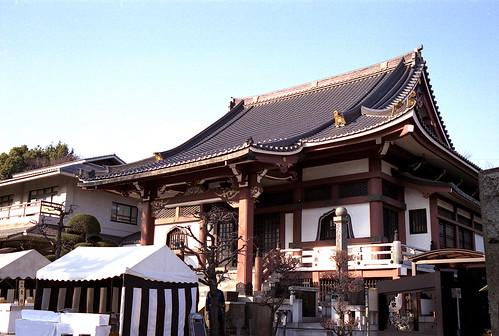 法連寺本堂