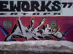 AMUSE 126 (billy craven) Tags: chicago silver de graffiti chrome mul 126 abk amuse aims amuser madeulook