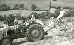Image titled Roderick and Douglas McCreath with cousins 1952