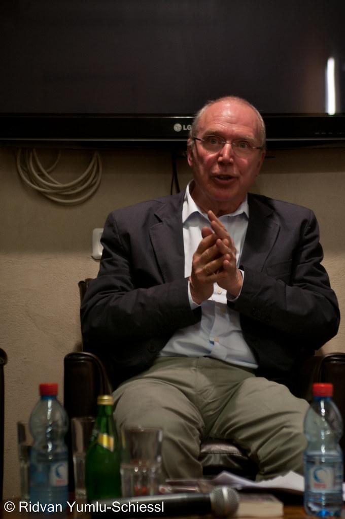 Heiko Flottau, Writer of «The Iron Wall»