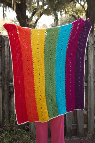 Blanket of the rainbow