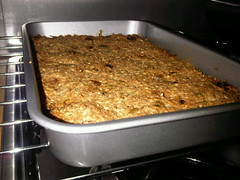 Coconutty protein bars