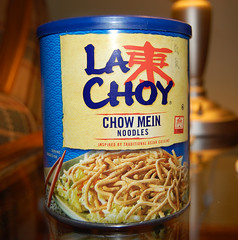 Chow Mein Noodles for Bird's Nests