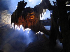 Expedition Everest's Yeti - Before B-Mode