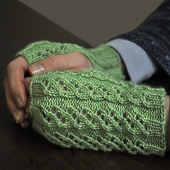 Waterfall Mitts by Project Pictures