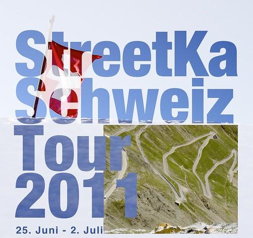 Schweiz Tour 2011